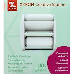 "Xyron Creative Station Permanent Adhesive Refill 3"""