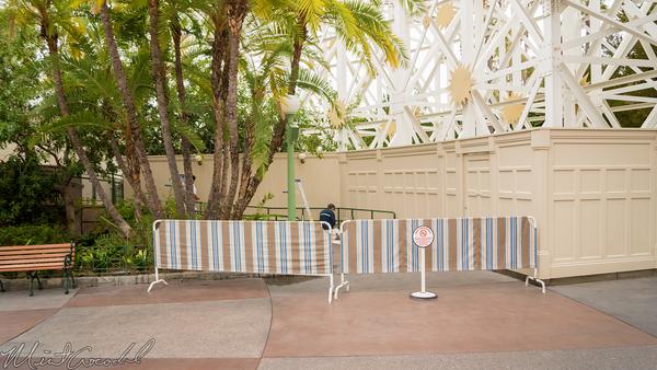Disneyland Resort, Disneyland60, Disney California Adventure, Paradise, Pier, Smoke, Smoking, Section