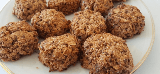 Vegan Coconut and Oat Lactation Cookie Recipe