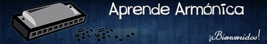 Aprende Armónica