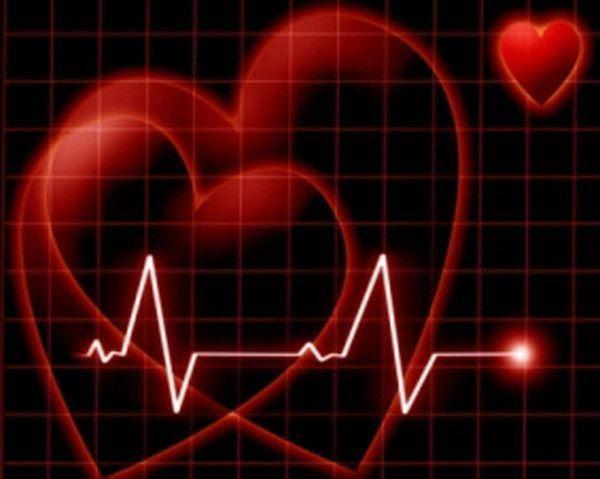 Un coeur qui bat