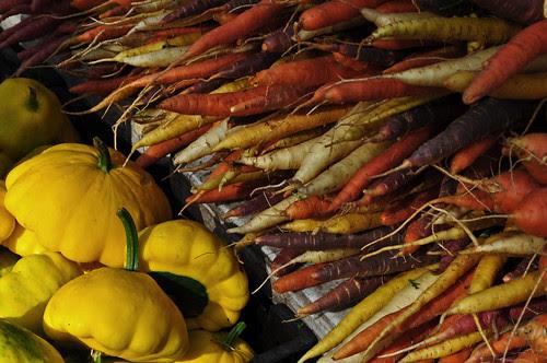 Carrots and Squash