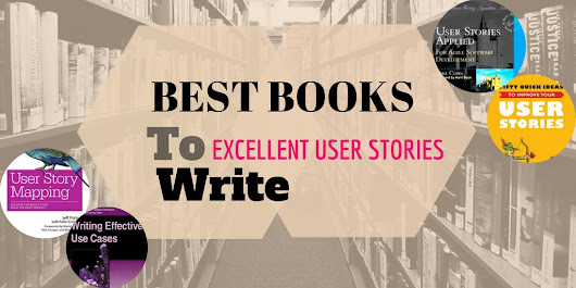 Top Books To Write Good User Stories in Agile Scrum Methodology