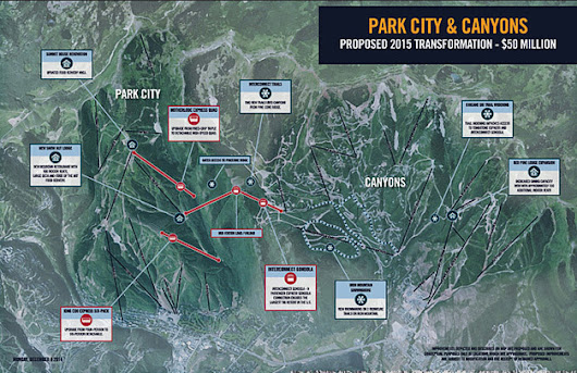 Park City and Canyons 2015 Expansion and New Connection