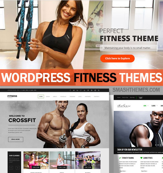 20+ Best WordPress Fitness Themes – Gym, Health, Yoga
