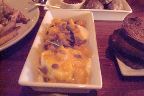 Burrata with Butternut Squash