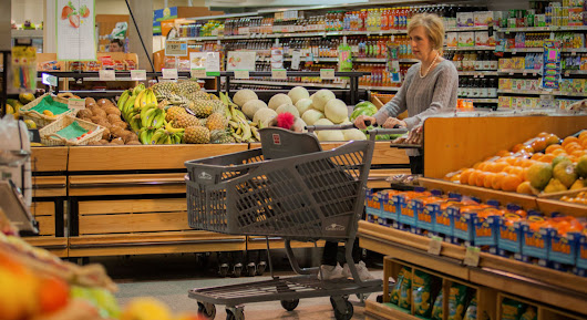 Kroger & Caroline's Cart Helps Individuals with Special Needs go Grocery Shopping - Friendship Circle - Special Needs Blog