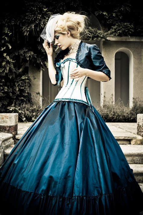 Alternative Wedding Dress   Steampunk, Victorian, Corset