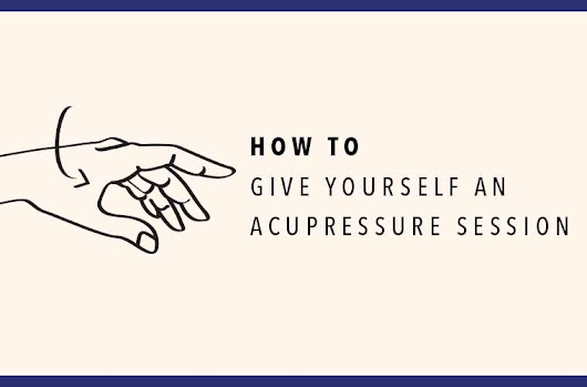 These stealth acupressure moves help ease headaches, PMS, and depression