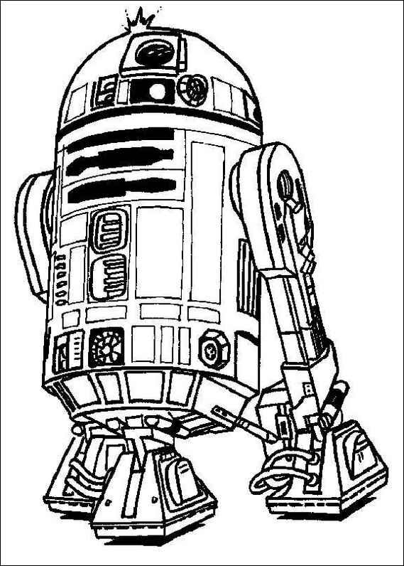 Images Of Star Wars Coloring Pages Coloring And Drawing