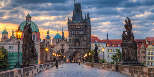 10 Dazzling Photos That Are Proof Prague Is Europe's Prettiest City