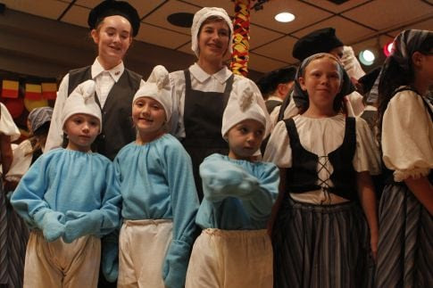 Belgian Culture, Archery & Dancing at This Year's ...