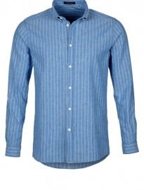 Augustus - Shirt - Blue