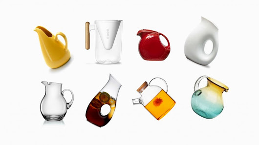 24 Beautiful Pitchers To Pour & Store Your Favorite Beverage
