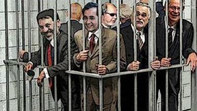 mensaleiro na cadeia