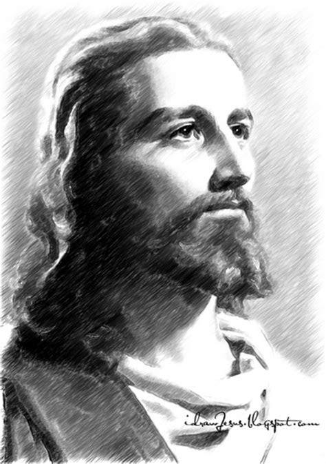 draw jesus