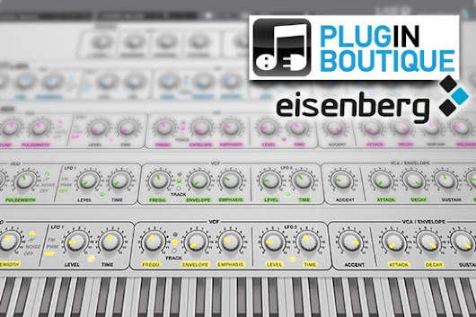 VIER By Eisenberg Doepfer MS-404 Emulations - 50% Discount