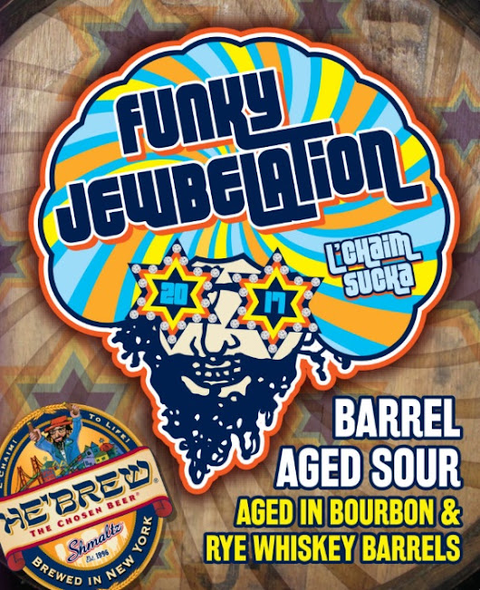 Shmaltz Brewing Celebrates 21 with Funky Jewbelation Release