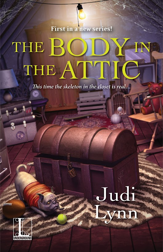 Pre-Order The Body In The Attic by Judi Lynn #cozy #mystery