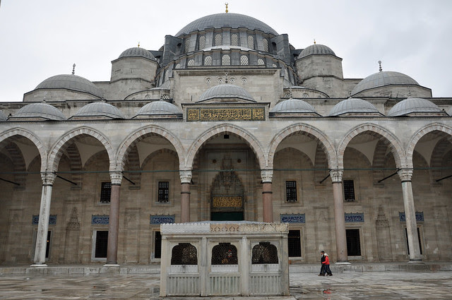 Mosquée de Suleiman (17)