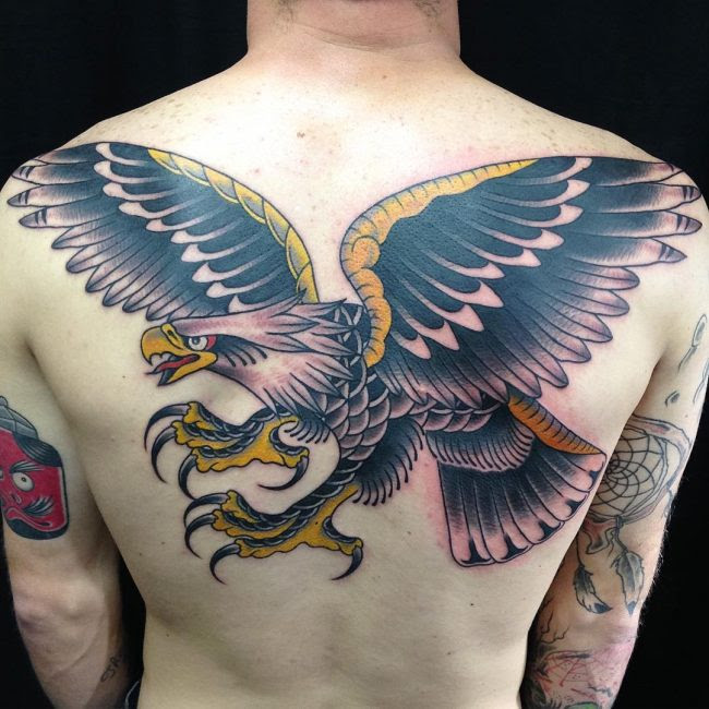 100 Best Eagle Tattoo Designs Meanings Spread Your Wings 2018