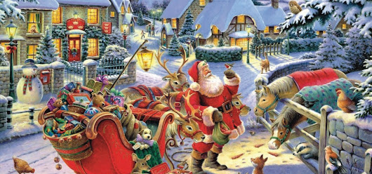 Jigsaw Puzzles For The Festive Season