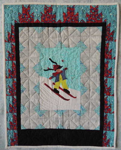 My Cotton Robin Quilt - Finished!