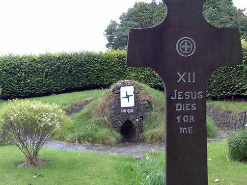 St. Brigid's Well, Mullingar by Ms. Jen.