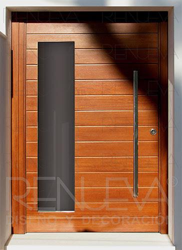 C mo decorar la casa puertas de madera sevilla - Puertas de madera en sevilla ...