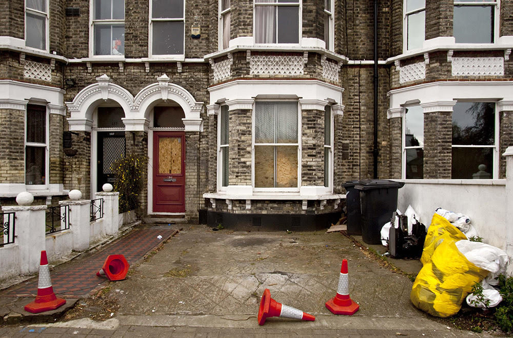 Murder #14, Anthony Bates, Vauxhall | The Landscape of Murder