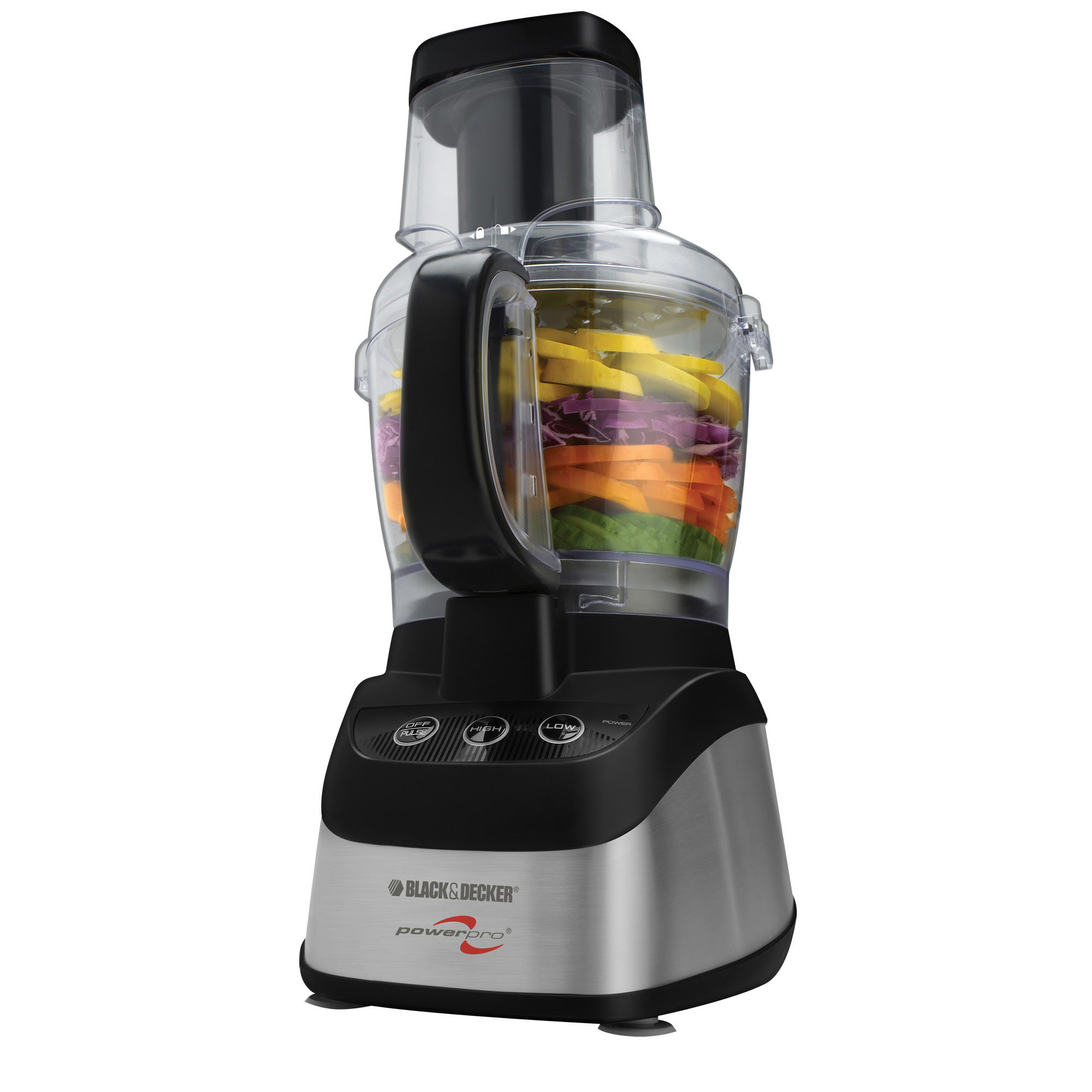 Buy the PowerPro Food Processor and Blender   Black and ...