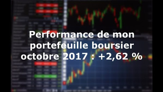 Reporting portefeuille Upside Bourse octobre 2017 : 2,62 %