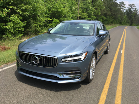 Forced Induction Phenomenon: 2017 Volvo S90 — Auto Trends Magazine