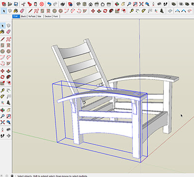 SketchUp Makes Good Woodworkers Better Woodworkers