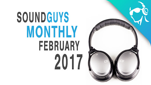 CB3 Hush International Giveaway [Sound Guys Monthly – February 2017]