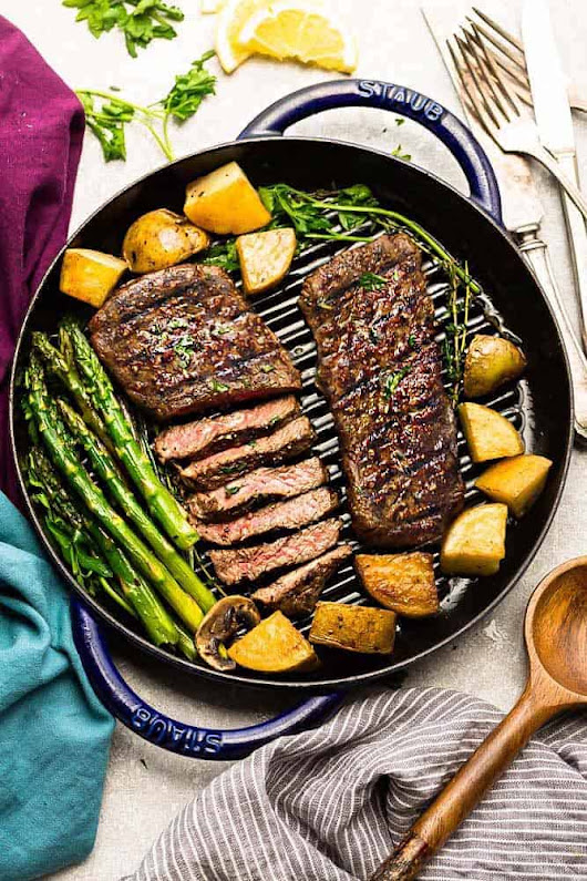 Perfect Grilled Steak plus How to Tips & the Best Cuts to Choose