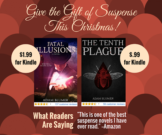 Christmas Sale for Both Novels!