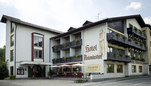 Wellness-Hotel Antoniushof in Passau - Urlaub in Bayern