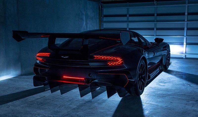 Aston Martin Vulcan 2016 Hypercar Supercars Gallery