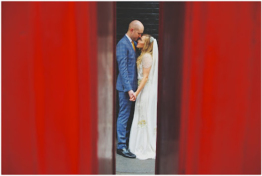 Century Club Wedding Photographer  |  Emily + Luke