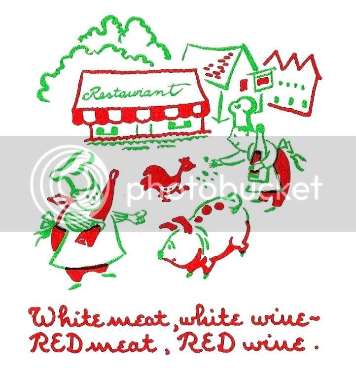 White Meat, White Wine photo vintageretrokitchencookinggraphicsmeatandwine_zps29c59219.jpg