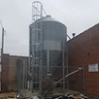 Dropping a Grain Silo