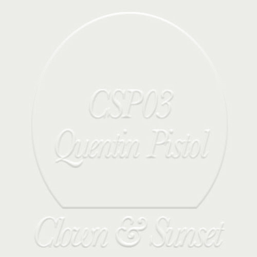 CSP03 ∆ QUENTIN PISTOL by OTHER PEOPLE