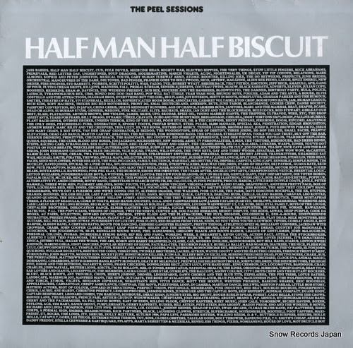 HALF MAN HALF BISCUIT peel sessions, the