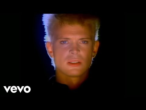 Billy Idol - Eyes Without Face