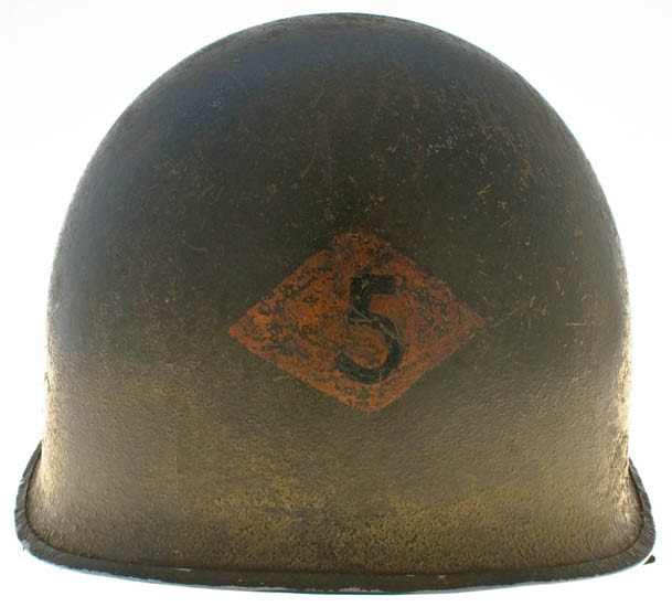 Ww2 american helmet markings