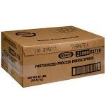 Kraft American Cheese Spread, 45 Pound - 1 each.