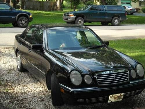 Purchase used 1997 Mercedes-Benz E420 Base Sedan 4-Door 4 ...