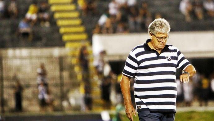 ABC x Guarani Estádio Frasqueirão Série C - Geninho (Foto: Alexandre Lago/GloboEsporte.com)