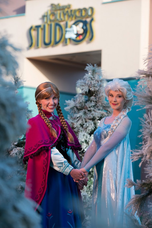 Get Ready to Experience 'Frozen' Summer Fun – Live at Disney's Hollywood Studios